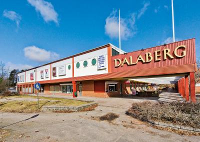 Dalabergs centrum
