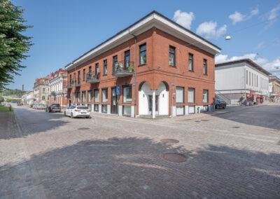 Kungsgatan 15 / Kålgårdsbergsgatan 6
