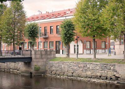Hamngatan 8 / Kålbergsgatan 1